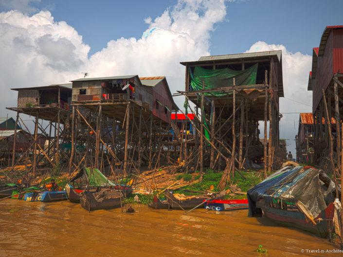 Cambodia – Kompong Khleang – Tonle Sap Lake