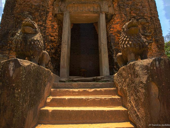 Cambodia –  Wat Kohear Nokor – Sambor Prei Kuk