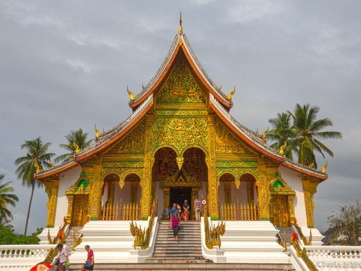 Laos  – Luang Prabang – Royal Palace & Temples