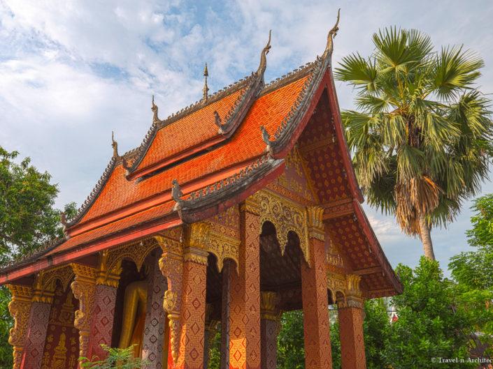 Laos –  Luang Prabang – Temples