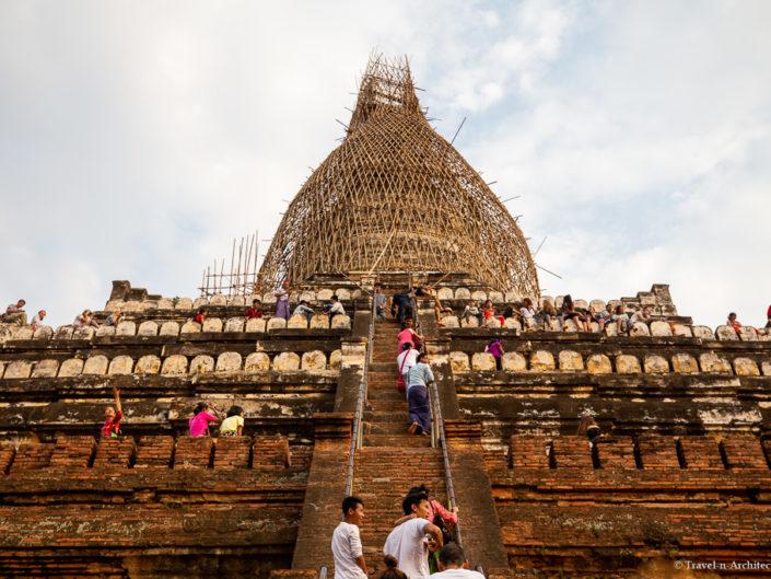 Myanmar – Bagan – Temples & Pagodas