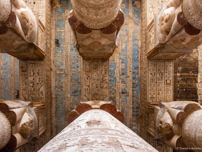 Egypt – Dendera – Temple of Hathor