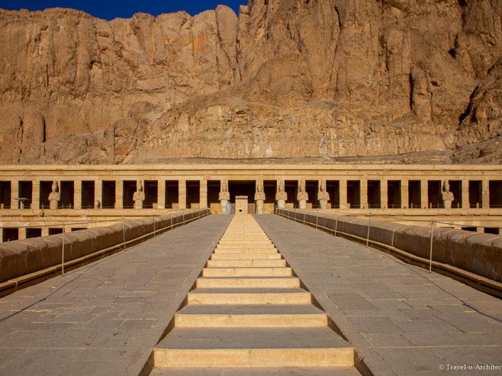 Egypt – Mortuary Temple of Hatshepsut
