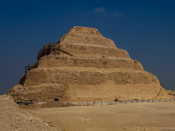 Egypt – Pyramids Dahshur & Saqqara – Memphis MIT Rahina