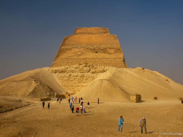 Egypt – Pyramid of Maydum