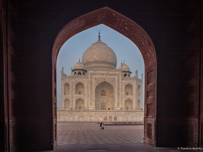 India II Gallery 04 – Agra – Taj Mahal – Early Morning