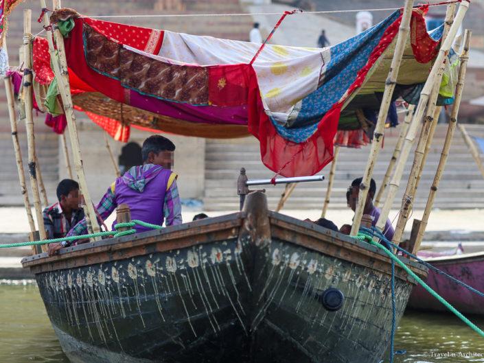 India I Gallery 08 – Varanasi – Holy River Ganges
