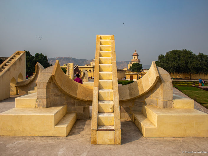 India II Gallery 06 – Jaipur – Jantar Mantar (Astronomical Complex)