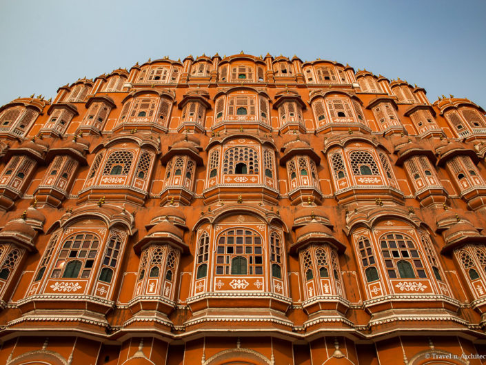 India II Gallery 01 – Jaipur – The Palace of Winds …
