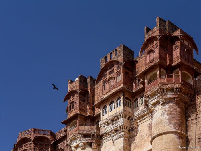 India I – Jodhpur – Mehrangarh Fort