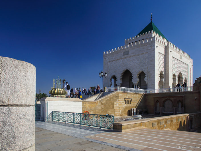 Morocco Gallery 01 – Rabat – King's Mausoleum
