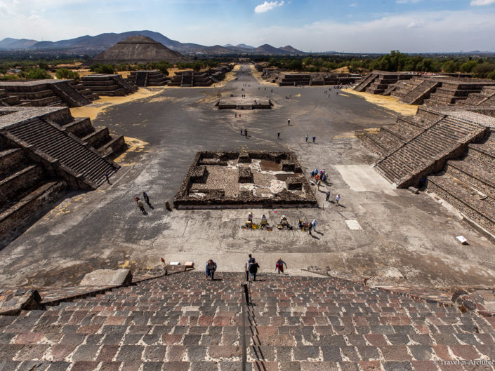 Mexico Gallery 02 – Teotihuacan-Moon & Sun Pyramids