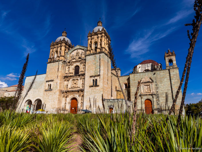 Mexico Gallery 05 – Oaxaca – Santo Domingo Church & Museum