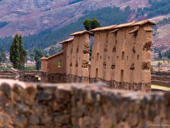 Peru Gallery 09 – Cusco Region – Raqchi – Inca Site