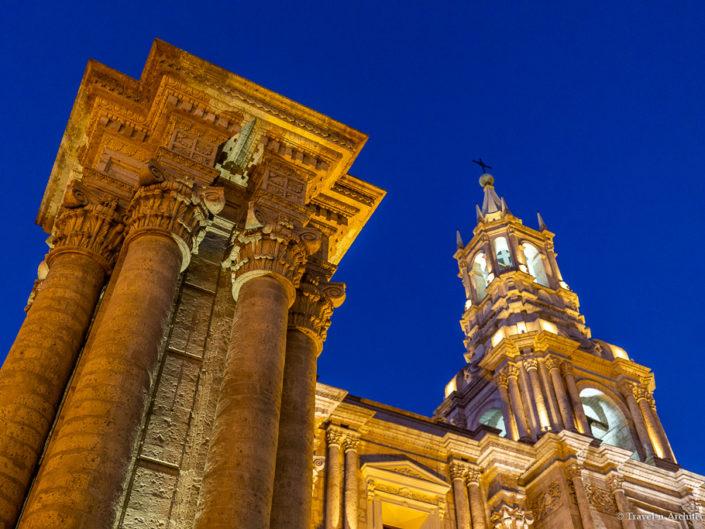Peru Gallery 05 – Arequipa – Basilica Cathedral