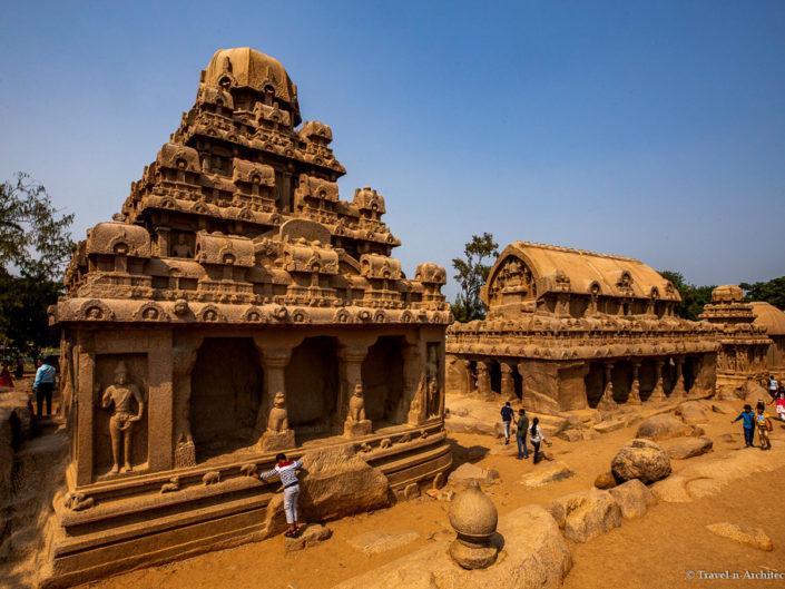 India III Gallery 01 – Group of Monuments at Mahabalipuram