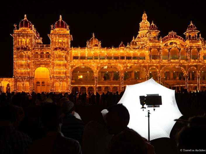 India III Gallery 09 – Mysore Palace – Sound and Light Show