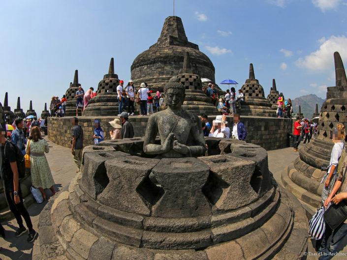 Indonesia – Java – Temple Borobudur