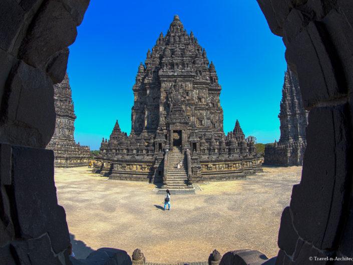 Indonesia – Java – Temple Prambanan