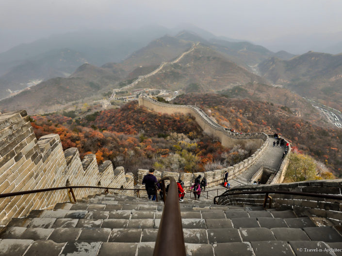China – The Great Wall of China