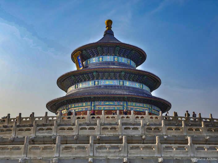 China-Beijing-Temple of Heaven