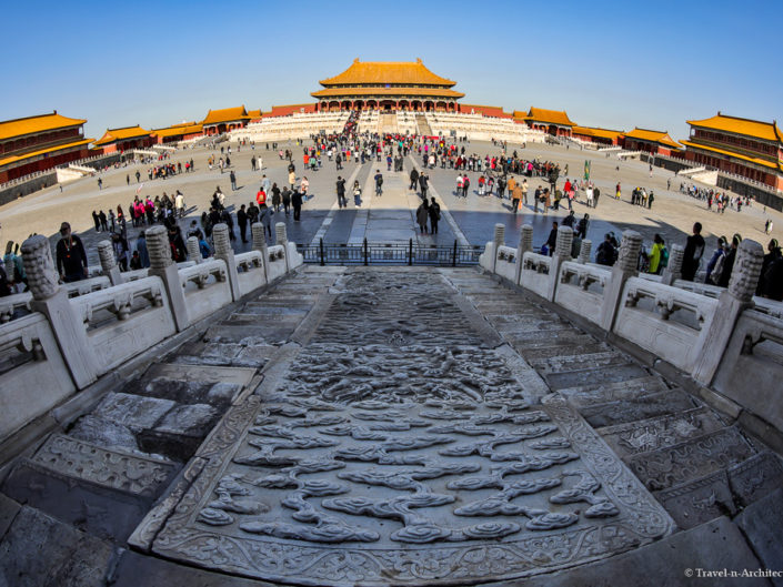 China-Beijing-The Forbidden City