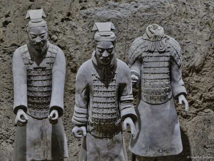 China-Xian-Terracotta Army