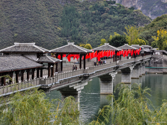China-Yangtze-Baidicheng-White Emperor City