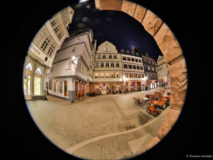 Germany – Frankfurt – DomRömer Quarter