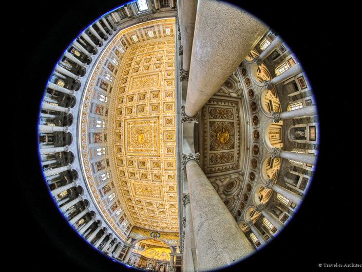 Italy-Rome-Basilica Saint Paul`s Outside the Walls