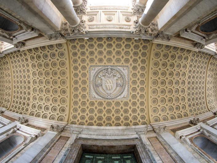 Italy-Rome-Basilica of St. John Lateran & Cloister