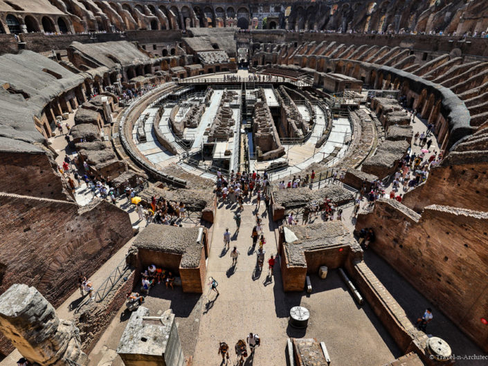 Italy-Rome-Colosseum-Day