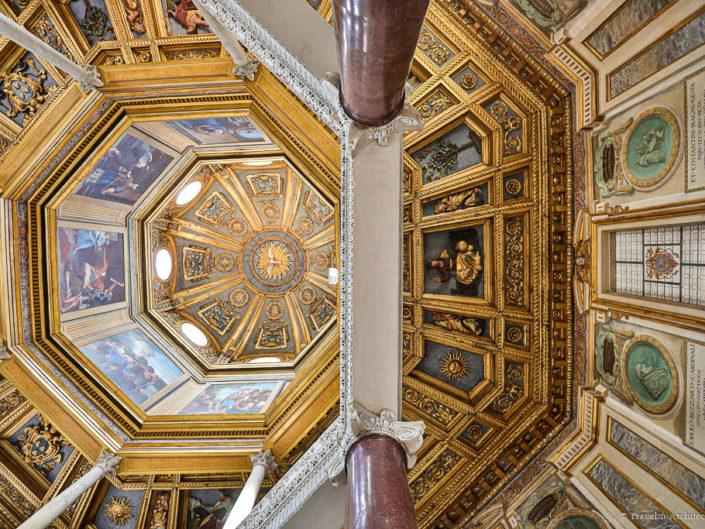 Italy-Rome-Lateran Baptistery