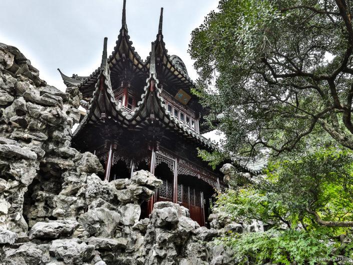China-Shanghai- Yu Garden