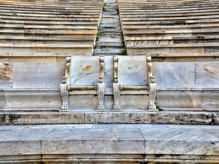 Greece-Athens-Panathenaic Stadium