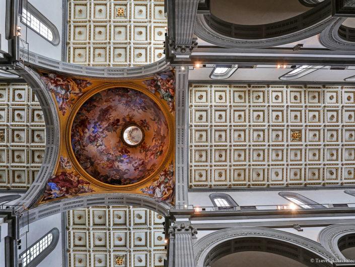Italy-Florence-Basilica di San Lorenzo