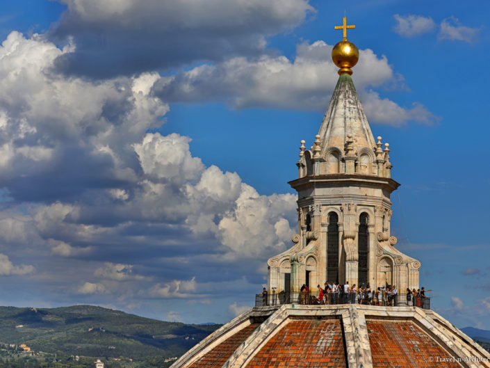 Italy -Florence-Cathedral Santa Maria del Fiore-Facade
