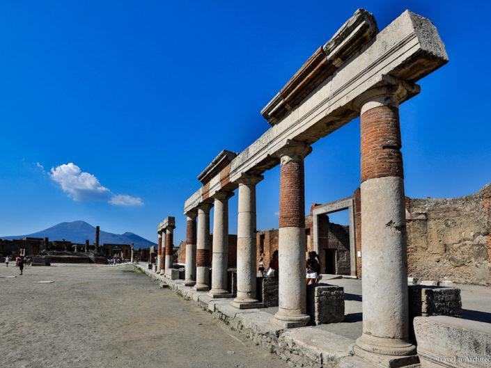 Italy-Pompeji