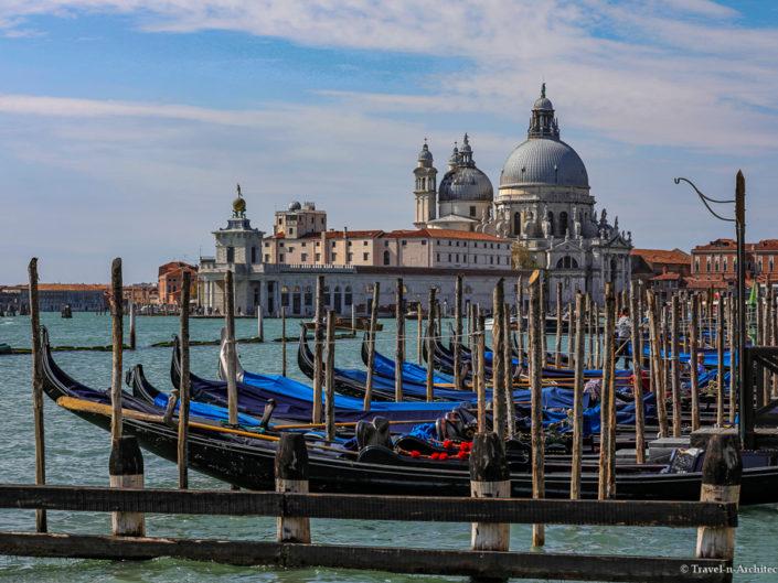Italy-Venice-Basilica di Santa Maria della Salute