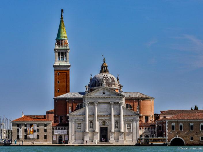 Italy-Venice-Church of San Giorgio Maggiore
