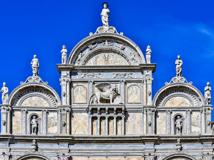 Italy-Venice – Scuola Grande di San Marco