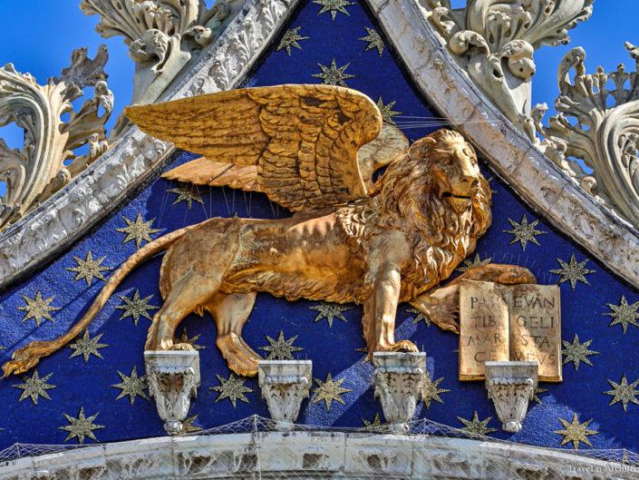 Italy-Venice-St Mark' s Basilica-Facade