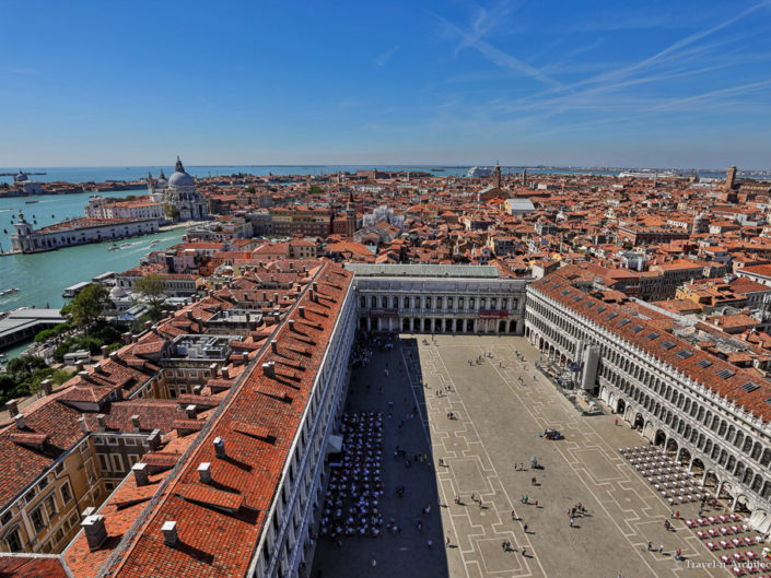 Italy-Venice-Piazza San Marco-Day