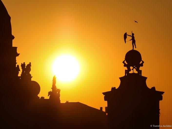 Italy-Venice-Sunrise & Sunset