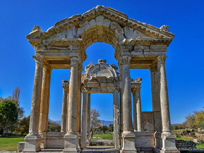 Turkey-Aphrodisias-Archaeological Site
