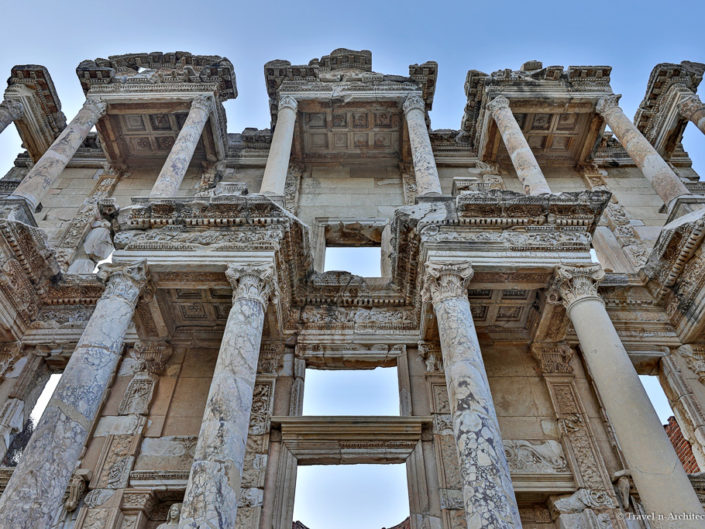 Turkey-Ephesus-Archaeological Site