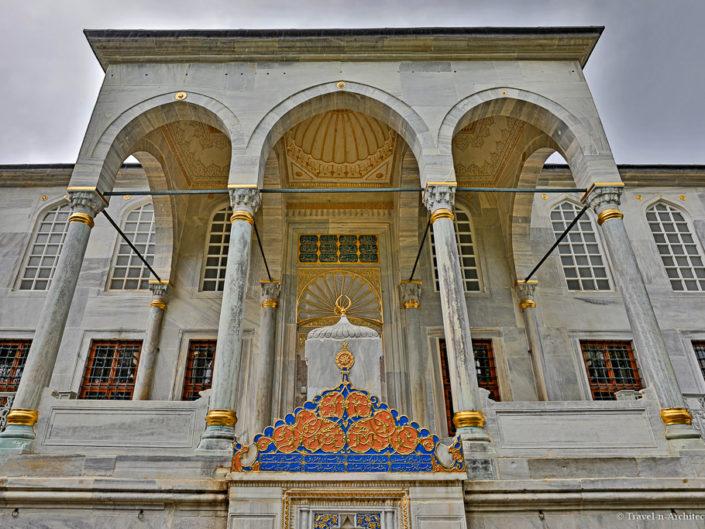 Turkey-Istanbul-Topkapı Palace