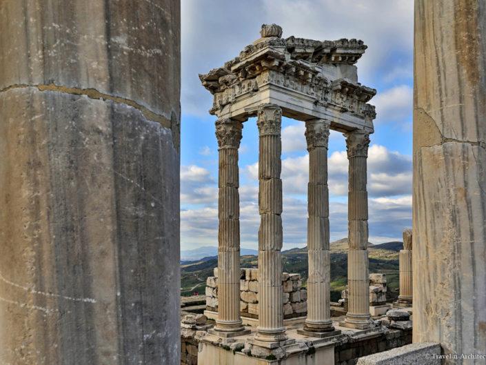 Turkey-The Acropolis of Pergamon