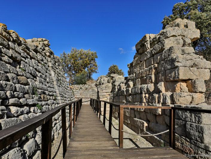 Turkey-Troy-Archaeological Site