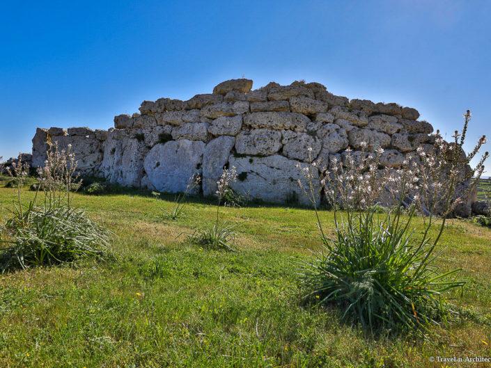 Malta II-Gozo-Ġgantija Temples